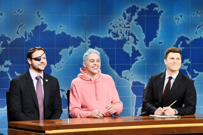 Why Pete Davidson's Apology on SNL was such a welcomed change within Trump-era Political Comedy
