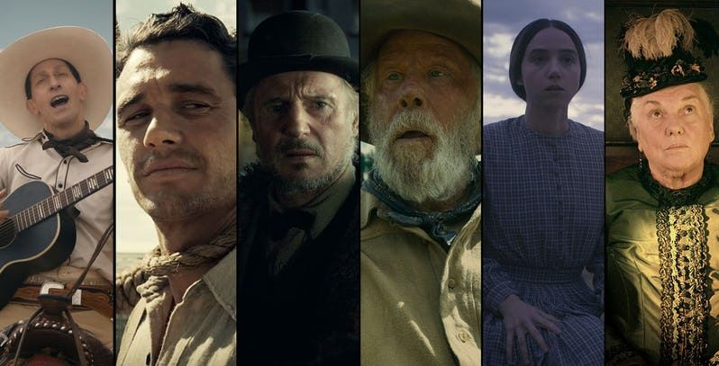 "The Hilarious Cruelty of the Old West in ""The Ballad of Buster Scruggs"""