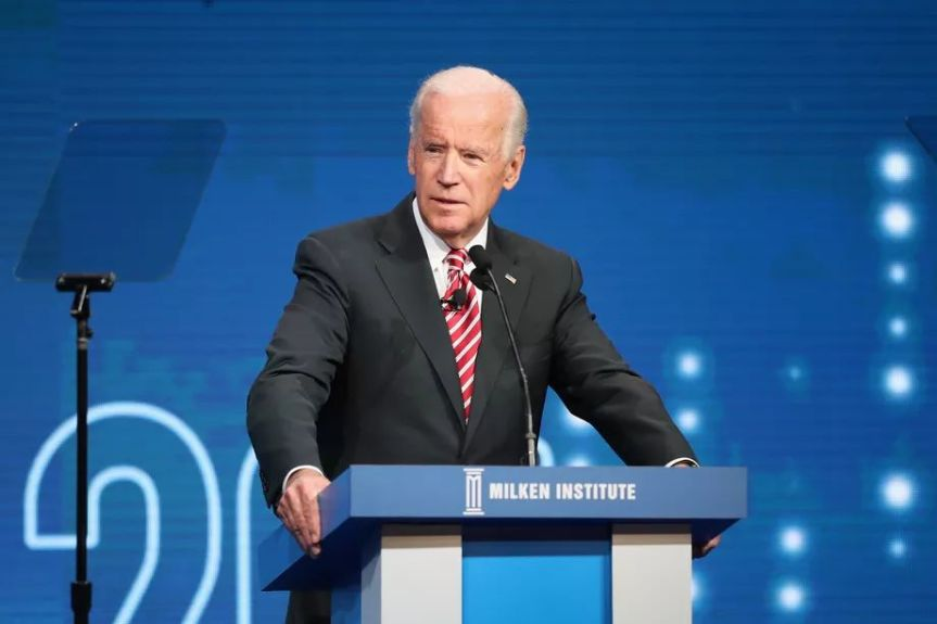 Surely Joe Biden Can't Be the Answer to the Democratic Party's 2020 Prospects?