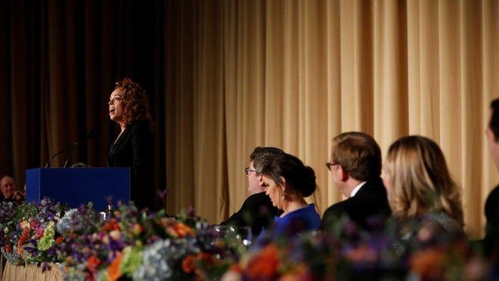 Michelle Wolf at WHCD