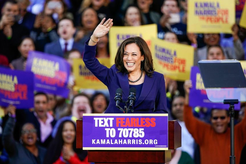 Kamala Harris May Never Win Over Black Voters like Obama did, and That's a Good Thing for African Americans