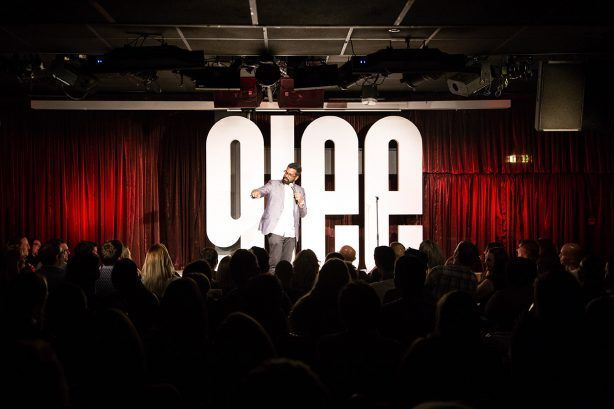 Review:  Glasgow's newest stand-up venue, The Glee Club