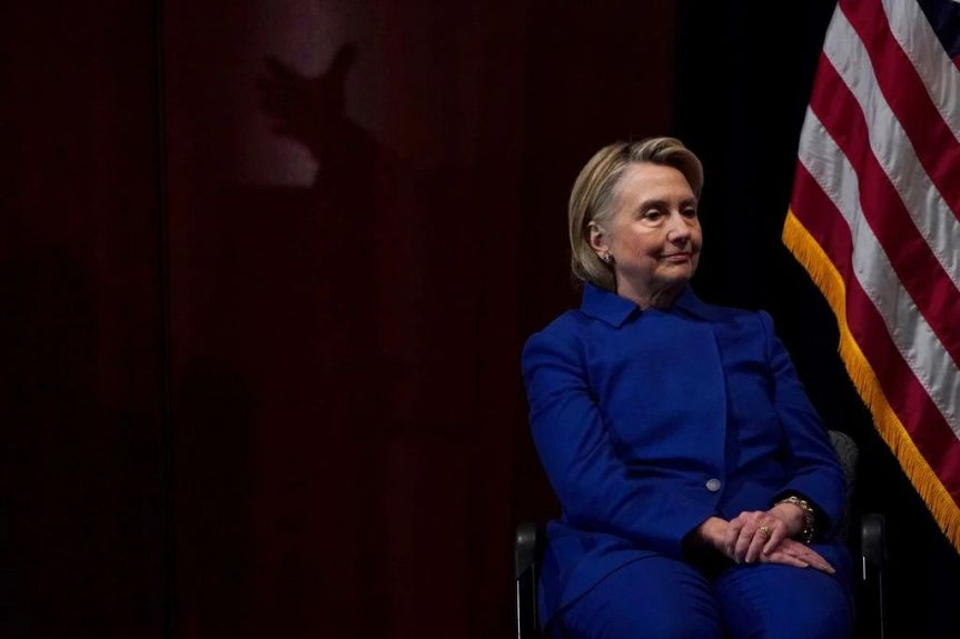 Hillary Clinton Stepping Away from 2020 Could be a Sign Joe Biden Will Do theSame