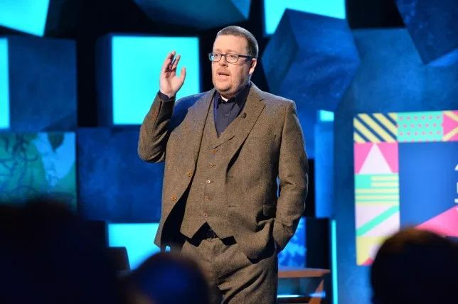 Frankie Boyle New World Order