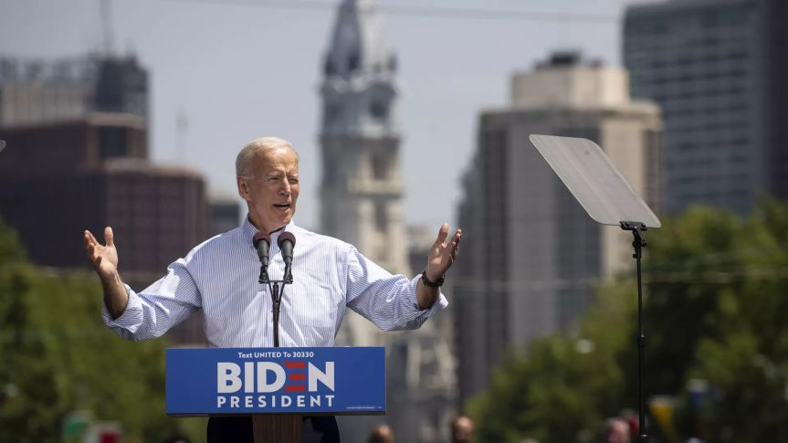 Joe Biden 2020 Rally