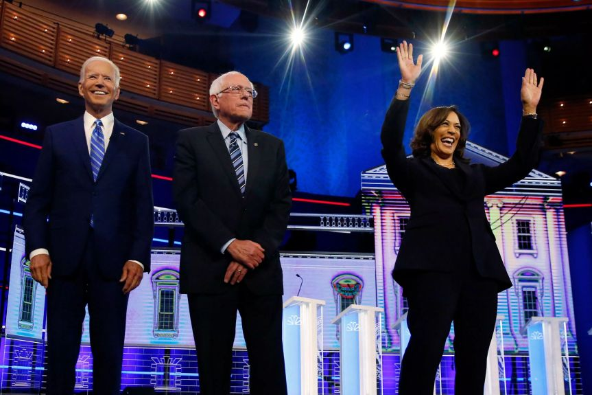 Biden Fumbles, Harris Soars, & Bernie Appears: A Few Takeaways from Last Week's Debates