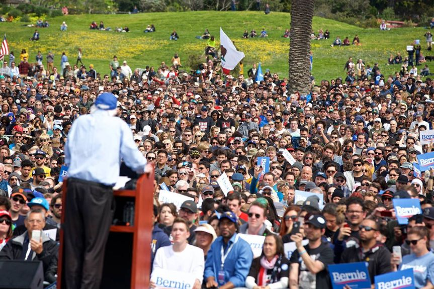 In the Potential Twilight of the Sanders' Campaign, Possibilities Remain for the AmericanLeft